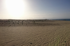 Igav liiv ja tühi väli