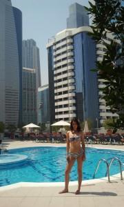 Rotana Pool