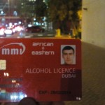 Alcohol Licence