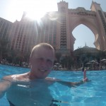 Atlantis The Palm Royal Pool