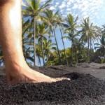 Liivad on meil mustad
