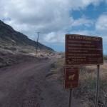 West Oahu Dead End