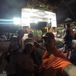 Maratonjälgimise finish. 18h.