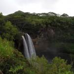 Waimea falls