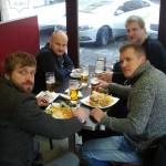 Püha lõunasöömaaeg enne Kiiev-Helsingi-Tallinn otselendu