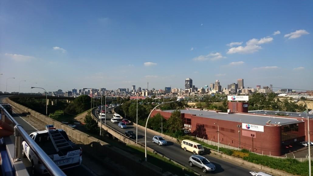 Lõuna-Aafrika, Johannesburg 2017