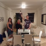 AirBnB apartmendis lõpuks