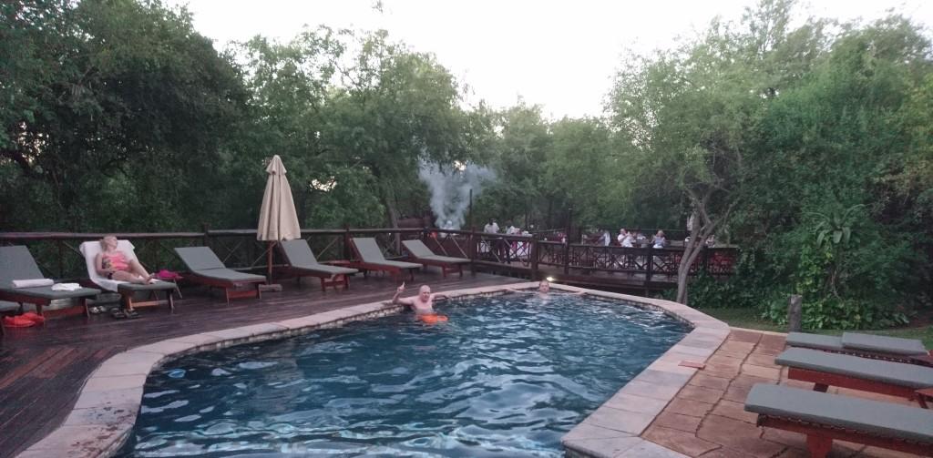 Hippo pools